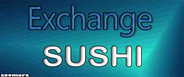ارز دیجیتال سوشی SUSHI چیست ؟