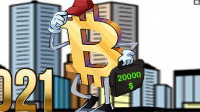 تصویر بیت کوین تا پایان 2021 به 200000 دلار می رسد !
