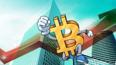 دارایی 30 میلیارد دلاری شرکت ها با آغاز روند صعودی بیت کوین