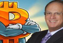 تصویر لری فینک : بیت کوین می تواند به دارایی و دلار جهانی تبدیل شود
