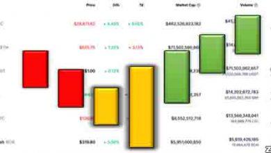 تصویر دلیل نوسانات بالای بازار ارزهای دیجیتال چیست ؟