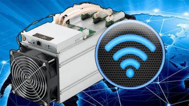 تصویر بهترین اینترنت برای ماینر | استخراج بیت کوین چقدر اینترنت نیاز دارد؟