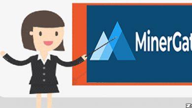 آموزش ماینرگیت minergate