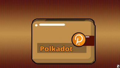 تصویر کیف پول پولکادات Polkadot | معرفی بهترین کیف پول های پولکادات