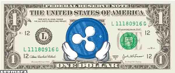 آیا ریپل یک دلار می شود ؟