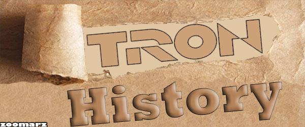 تاریخچه ترون