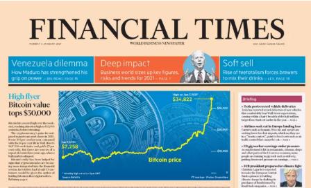 روزنامه financial times