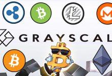 تصویر سرمایه گذاری Grayscale روی تعدادی از آلت کوین ها