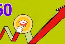 تصویر افزایش 50 درصدی تعداد برنامه ریزان مالی در ارز دیجیتال