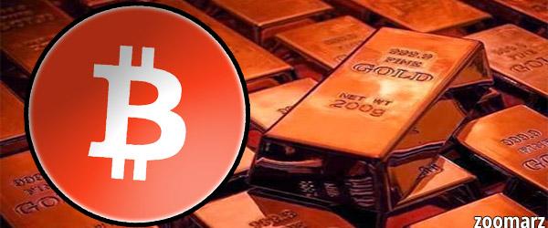 خروج سرمایه از طلا ، قیمت بیت کوین را بالاتر می برد !