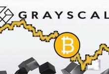 تصویر 120 میلیون دلار بیت کوین به خزانه Grayscale اضافه می شود.