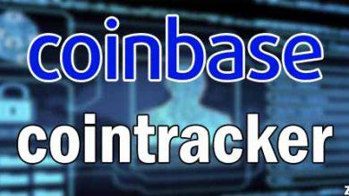 تصویر ثبت مالیات در Coinbase با استفاده از CoinTracker