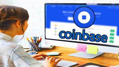 مشکلات آنلاین Coinbase