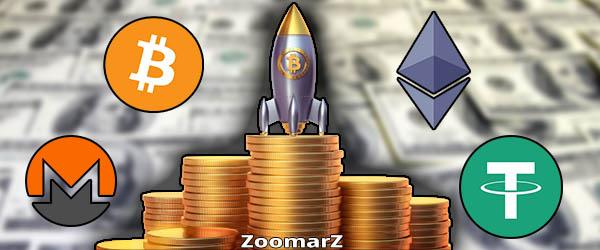 ارزش بازار ارز دیجیتال برای اولین بار به 1 تریلیون دلار افزایش یافت .
