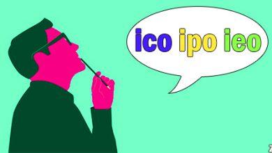تصویر ICO چیست ؟ | IPO چیست ؟ | IEO چیست ؟