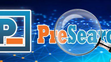 راه اندازی موتور جستجوی غیرمتمرکز Presearch