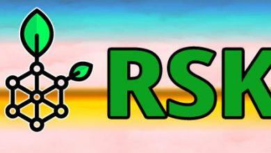تصویر افزایش 30 درصدی قیمت توکن RSK