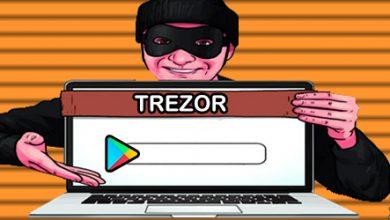 هشدار کیف پول Trezor به برنامه های تقلبی در فروشگاه گوگل