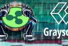 تصویر Grayscale تمام XRP خود را منحل می کند.