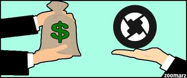 فروش ارز دیجیتال زیروایکس (0X)