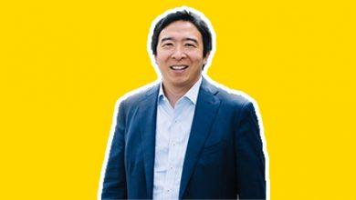 بیوگرافی اندرو یانگ Andrew Yang