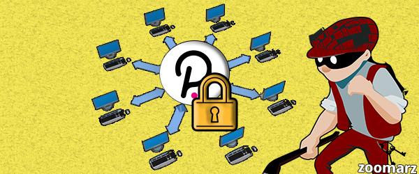 امنیت شبکه Polkadot