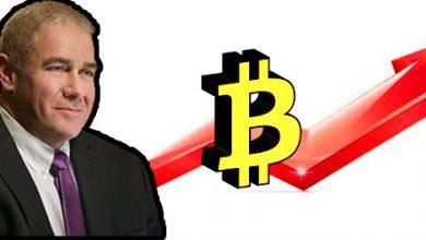 اسکات ماینرد: قیمت بیت کوین میتواند به 600,000 دلار برسد.