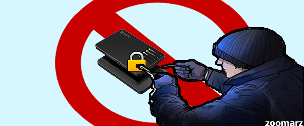 امنیت کیف پول safepal