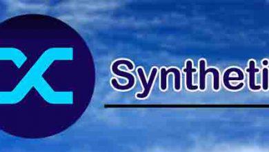 تصویر توکن snx سینتتیکس | بررسی ارز دیجتال Synthetix