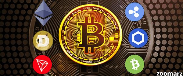 معرفی محبوب ترین ارز های دیجیتال