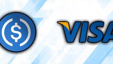 شرکت VISA اجازه پرداخت با USDC را به کاربران داد