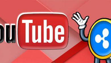 پرونده ریپل علیه یوتیوب حل و فصل شد