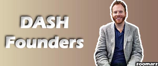 بنیان گذاران ارز دیجیتال دش Dash چه کسانی هستند؟
