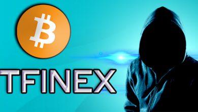 جا به جا شدن بیت کوین هکرهای Bitfinex