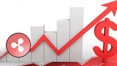 افزایش قیمت ریپل