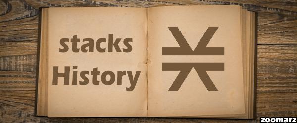تاریخچه پلتفرم بلاک استک Blockstack