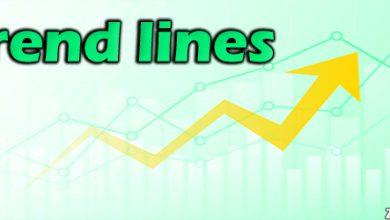 آموزش خطوط روند در تحلیل تکنیکال ارز دیجیتال