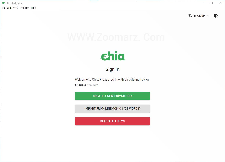 آموزش استخراج ارز دیجیتال چیا Xch در ویندوز -ساخت حساب