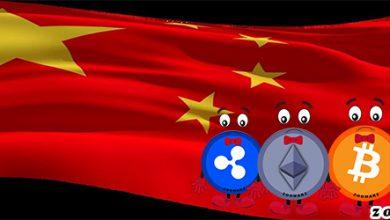 دومینوی ممنوعیت تجارت ارز های دیجیتال در چین