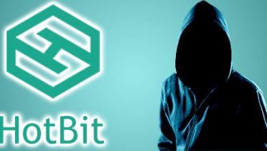 صرافی HotBit هک شد