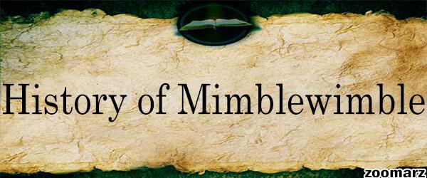تاریخچه میمبل ویمبل Mimblewimble