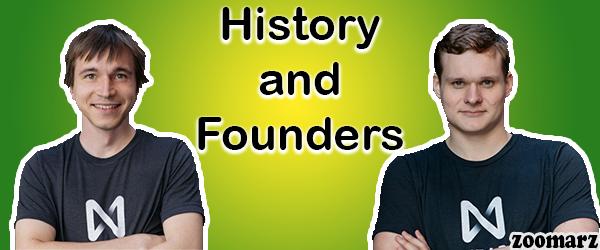 تاریخچه و بنیانگذاران ارز دیجیتال نیر NEAR