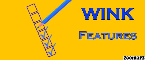 پلتفرم وینک WINK از چه ویژگی هایی برخوردار است؟
