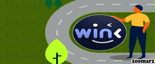 نقشه راه وینک WINK