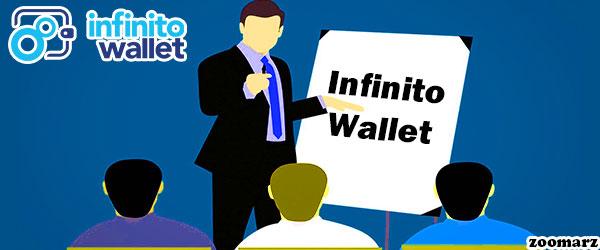 آموزش ساخت کیف پول کاردانو با Wallet Infinito