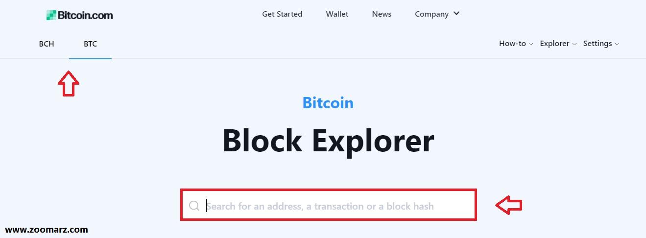 4.مرورگر Bitcoin.com