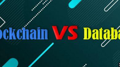 تفاوت بلاکچین و پایگاه داده در چیست؟