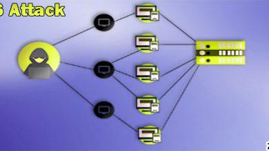 حمله دیداس DDoS چیست؟