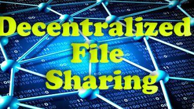اشتراک گذاری غیرمتمرکز فایل چیست؟