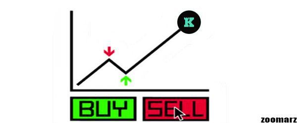 خرید و فروش ارز دیجیتال کیپ KEEP چگونه است؟